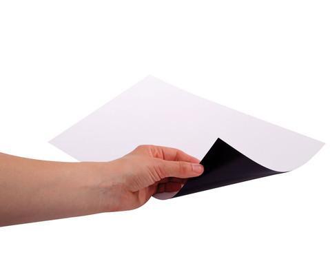Magnetisches Papier 5 Bogen im Set-1