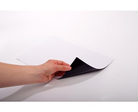Magnetisches Papier 5 Bogen im Set-3