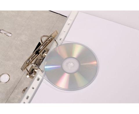 CD-DVD-Box zum Abheften 10 Stueck-2