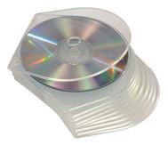 CD/DVD-Box zum Abheften, 10 Stück