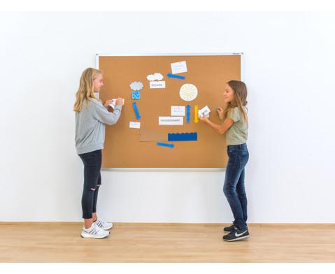 Compra Pinnwand-Tafel 120 x 150 cm-2