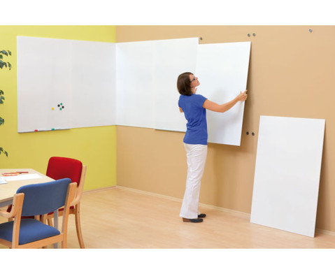 Langflaechen-Whiteboard einzelnes Modul-4