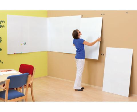 Langflaechen-Whiteboard einzelnes Modul