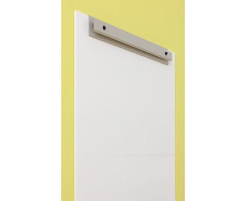 Flipchart-Klemme fuer Whiteboard Modul-1