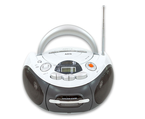 CD--MP3-Player 4353
