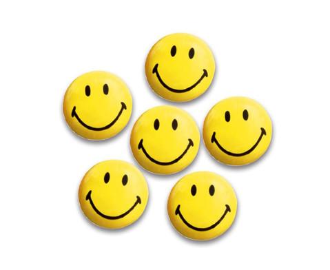 Smiley-Magnete 6er-Set-2