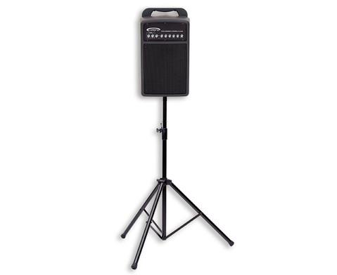 Komplett-Set Compra SoundBox 9995 Funk inkl Stativ