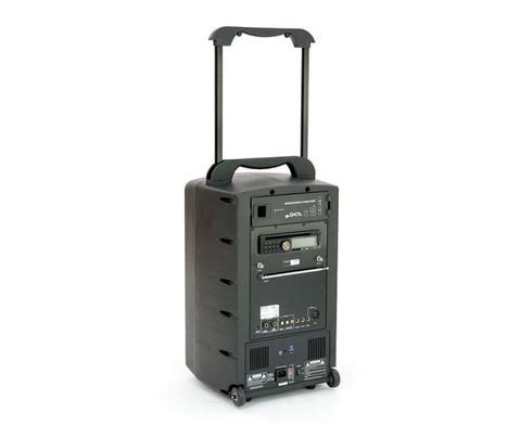 Komplett-Set Compra SoundBox 9995 Funk inkl Stativ-4