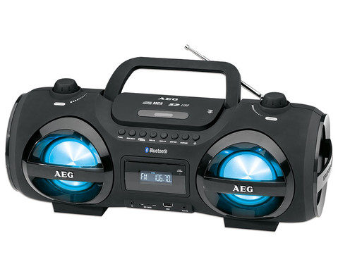 CD--MP3-Player SR 4359 BT
