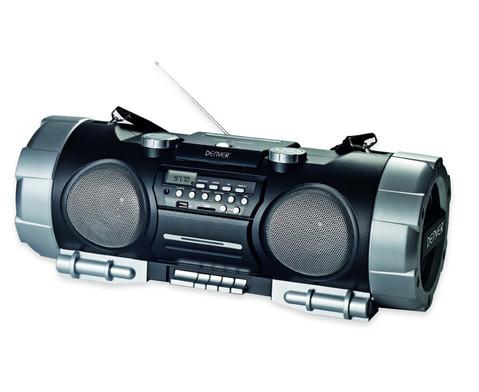 CD--MP3-Player TCS-86-1