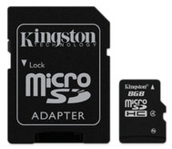 Micro-SD Karte 8GB