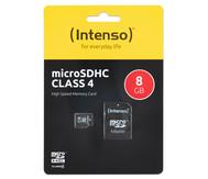 Micro-SDHC Karte 8GB, Class 4