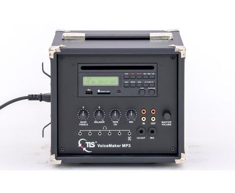 TLS VoiceMaker MP3 USB Rec  Bluetooth-2