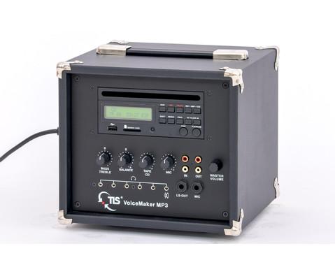 TLS VoiceMaker MP3 USB Rec  Bluetooth-5