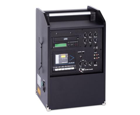 TLS M100 CombiMP3-USB Rec Funk-1