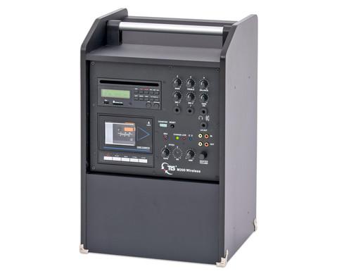 TLS M200 Combi Wireless inklTrolley  Bluetooth-2