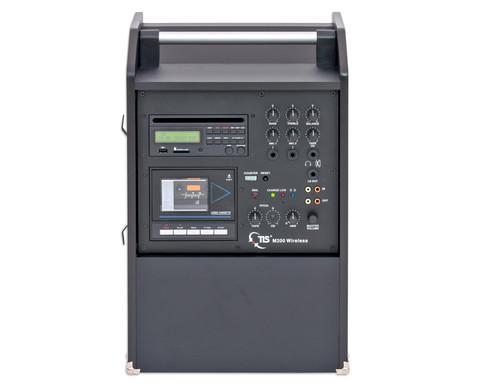 TLS M200 Combi Wireless inklTrolley  Bluetooth-3