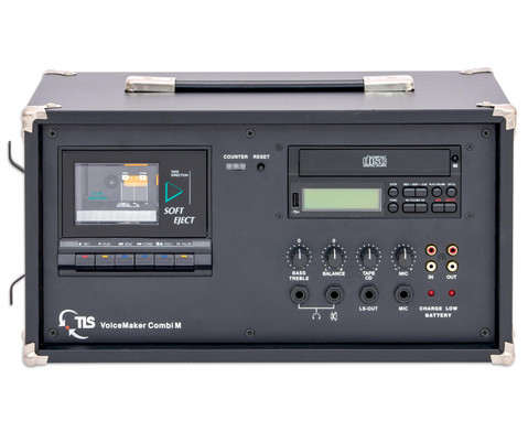 TLS VoiceMaker Combi M Rec Akku  Bluetooth-2