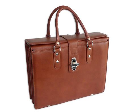 Timetex Business Tasche Decora cognac-1