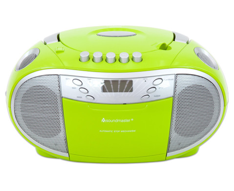 CD-Player gruen-1