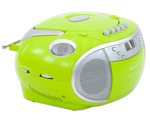 CD-Player gruen-3