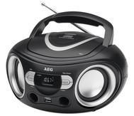 AEG CD/MP3- Player mit USB