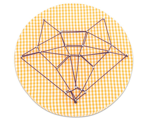 Praesentations-Schaumplatten60x90cm 4 Farben im Set-4