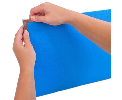 Praesentations-Schaumplatten60x90cm 4 Farben im Set-11