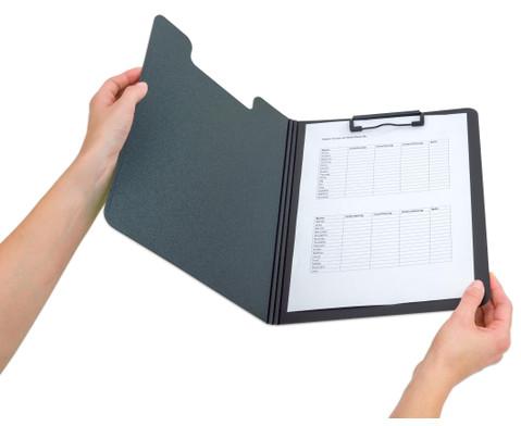 Klemmbrett DIN A4 mit Deckel-3