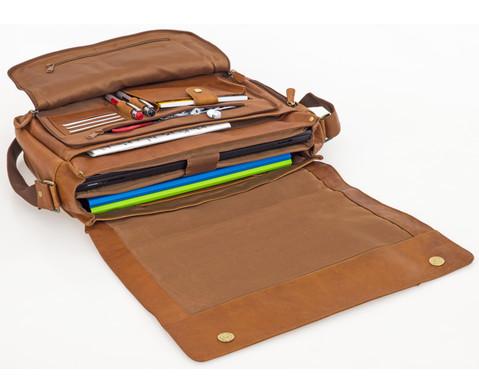 Vintage Umhaengetasche Calista Notebookfach-9