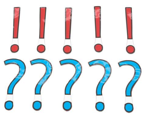 Magnetische Emoticons und Diskussionssymbole fuer die Tafel 91 Teile-2