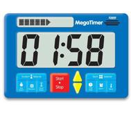Zeitdauer-Uhr Digital Mega