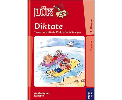 LUEK Doppelband Diktate - themenorientiert Rechtschreiben-1