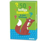 50 knifflige Knobeleien