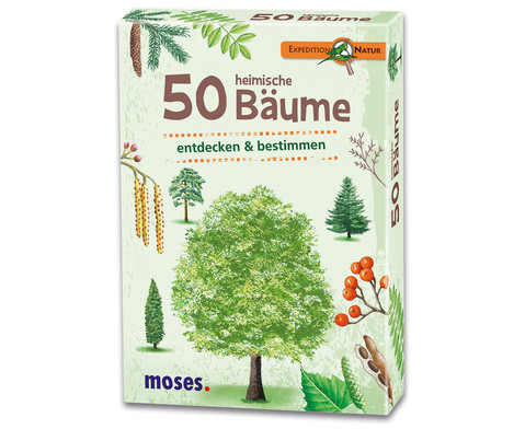 Expedition Natur 50 heimische Baeume