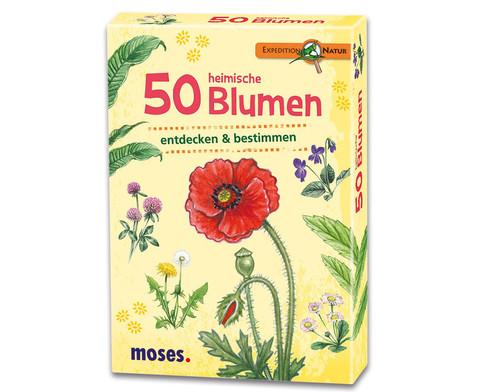 Expedition Natur 50 heimische Blumen-1