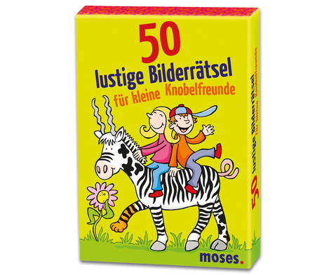 50 lustige Bilderraetsel fuer kleine Knobelfreunde-1