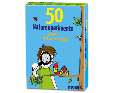 50 Naturexperimente