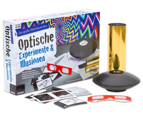 Optische Experimente und Illusionen-1