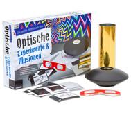 Optische Experimente und Illusionen