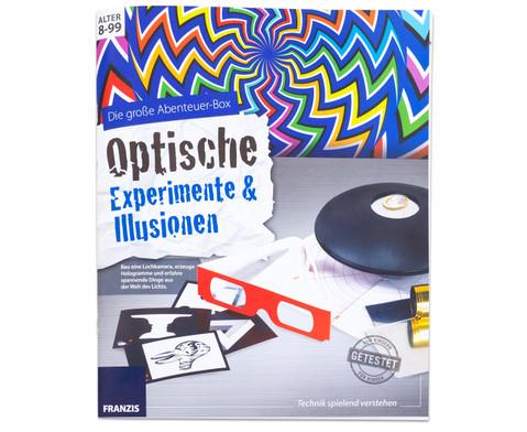 Optische Experimente und Illusionen-7