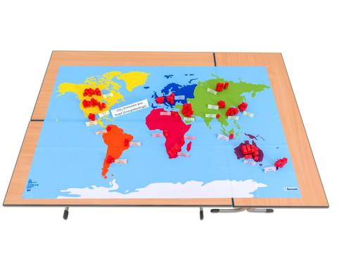 Lerntuch Welt-2