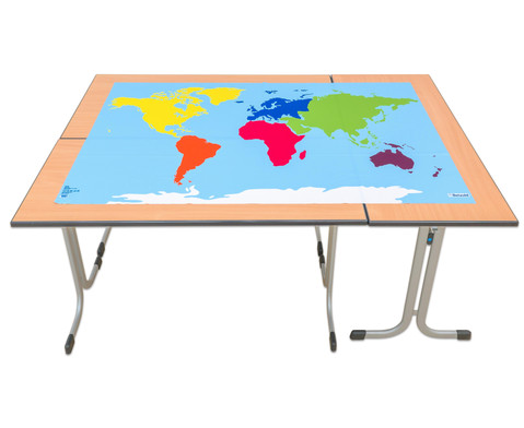 Lerntuch Welt-5