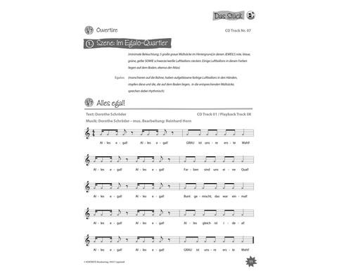 Praktisch Musicals 1 - 1000 Farben hat die Welt-5