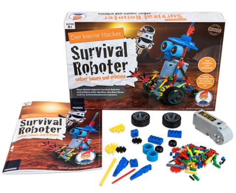 Der kleine Hacker Survival Roboter