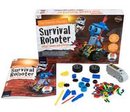 Der kleine Hacker: Survival Roboter