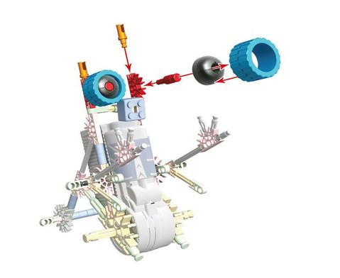 Der kleine Hacker Survival Roboter-2