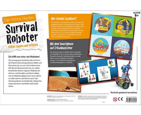 Der kleine Hacker Survival Roboter-4