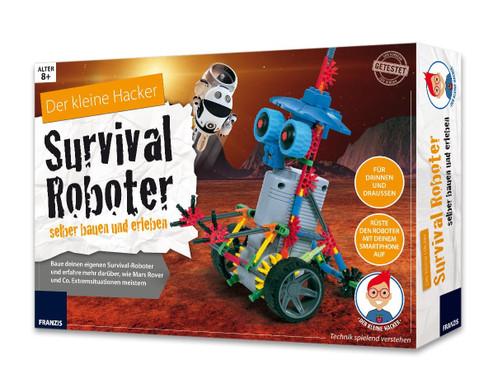 Der kleine Hacker Survival Roboter-5