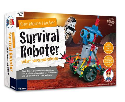 Der kleine Hacker Survival Roboter-6